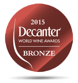 Decanter Bronze 2015