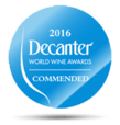 decanter commended 2016